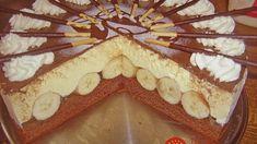"""Rýchla torta """"Opička"""": Božská dobrota s banánmi a luxusným krémom a hlavne ju viete rýchlo pripraviť!"""