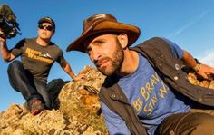 Brave Wilderness' host Coyote Peterson's childhood love of animals became a lifelong passion. Coyote Pack, Narrative Story, Crocodile Hunter, Snapping Turtle, Leagues Under The Sea, All Friends, Steven Spielberg, Feature Film, Digital Media