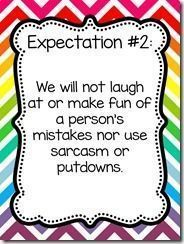 Using Great Expectations in a kindergarten classroom!