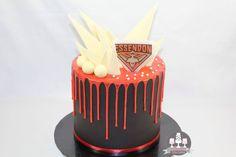 Essendon Drip Cake