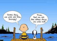 Zen Master Snoopy...
