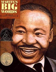 MLK Jr. lessons for upper grade