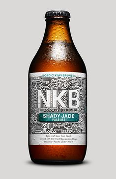 Curating the very best packaging design I Like Beer, All Beer, Best Beer, Beer 101, Beverage Packaging, Bottle Packaging, Food Packaging, Craft Bier, Packaging Design