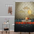 <strong>Jose Luis Guerrero Paper Boat Shower Curtain</strong> by DENY Designs