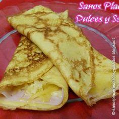Creps Sin Gluten, Salads, Ethnic Recipes, Food, Rice Flour, Sweet And Saltines, Sweet Recipes, Vegans, Ethnic Food