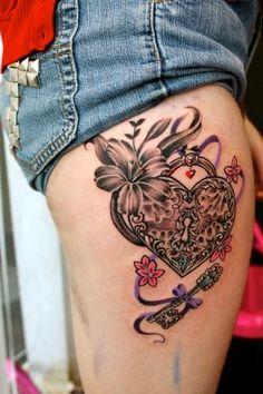 Heart + Key