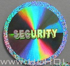 We supply security hologram, Hologram printing, security hologram, Security Hologram Master Origination holographic hot stamping foil.