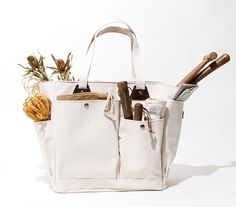 hobo - Canvas No.6 Gardening Tool Bag