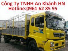 Tải thùng khung mui Việt Trung 9 tấn5
