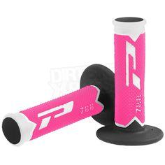 ProGrip 788 Triple Density Grips - Ltd Pink White