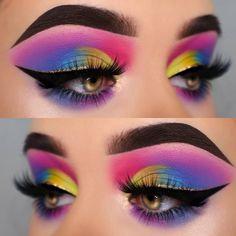 Makeup Eye Looks, Eye Makeup Art, Smokey Eye Makeup, Cute Makeup, Eyeshadow Makeup, Makeup Inspo, Makeup Inspiration, Makeup Ideas, Makeup App