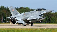 Lockheed Martin F-16 D Fighting Falcon<br />Poland - Air Force<br />Poland: Lask (EPLK)