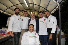 Il giorno prima della sfoglia da Guinnes a Expo. Gli chef dell'Emilia-Romagna a Casa Atellani - La Vigna di Leonardo (Milano 21 settembre 2015) #settimanaER #Cheftoexpo