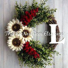214 Best Spring Wreaths For Door Images Doors Christmas Wreaths