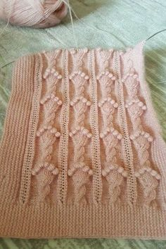 This Pin was discovered by HUZ Ladies Cardigan Knitting Patterns, Lace Knitting Patterns, Knitting Stiches, Cable Knitting, Knitting Videos, Doily Patterns, Stitch Patterns, Crochet Designs, Knitting Designs