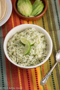 Recipe: Cilantro-Lime Rice | Big Flavors from a Tiny Kitchen