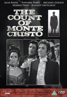 This BBC series is now widely considered to be one of the finest adaptations of the legendary story. 1964 with the great Alan Badel Best Period Dramas, Masterpiece Theater, Romantic Times, Great Novels, Bbc Tv, Regency Era, First Tv, Film Posters, Georgian
