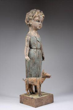 Dog • Figure Sculpture