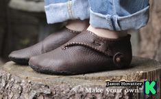 Cómo me hago unos zapatos – TECNOARTES.NET