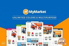 MyMarket - Supermarket Magento Theme by giao.trinh on @creativemarket?u=minche.minche