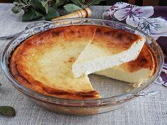 Tarta de queso con yogur   Caceroladas Keto Recipes, Healthy Recipes, Sin Gluten, Cheesecakes, Food And Drink, Pie, Favorite Recipes, Sweets, Baking