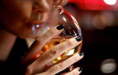 Restauracja Wook w Warszawie - białe chińskie wino śliwkowe