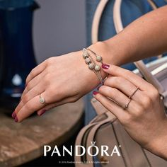 Bring sophistication and style to every outfit with the PANDORA ESSENCE COLLECTION. Starting tomorrow, we're making it easier for you with an exlcusive offer you won't want to miss! Pandora Essence Charms, Pandora Essence Collection, Jewelry Collection, Pandora Store, Pandora Jewelry, Silver Charms, Lily Pulitzer, Fine Jewelry, Bangles