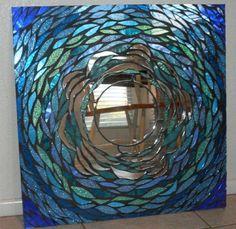 Pintura no Vidro