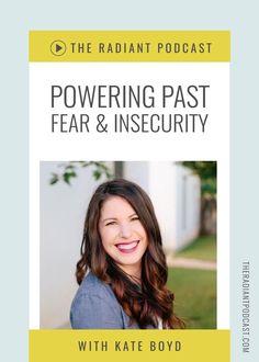 Join us with Kate Boyd on the Radiant Podcast! Entrepreneur Motivation, Entrepreneur Inspiration, Success Mindset, Positive Mindset, Marketing, Successful People, Best Self, Self Improvement, Business Women