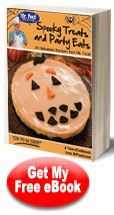 Halloween is just a few weeks away! Check this out for yummy ideas!