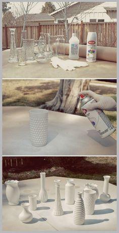 Finurlige finesser: Genbrug og Pinterest...