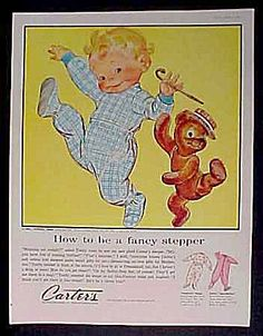 Carter's Carters Childrens Clothing - 1957