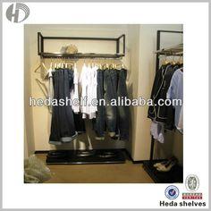 Wall Mounted Garment Rack, Wall Cloth Rack