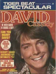 Before there was Justin Bieber, there was David Cassidy.