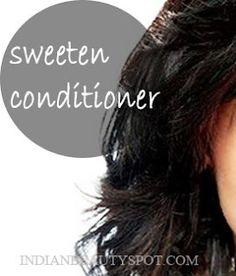 * honey hair mask for soft shiny hair -