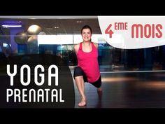 Yoga prénatal - 4ème mois de grossesse