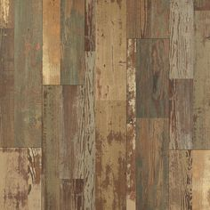 Pergo MAX 7.48-in W x 3.93-ft L Stowe Painted Pine Embossed Wood Plank Laminate Flooring