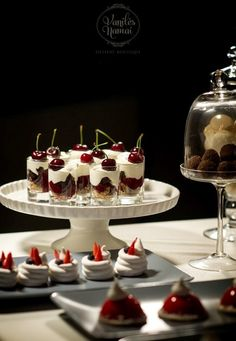 #dessert #Cherry amareto! #vanilesnamai. Photo- Raimondas Kiuras