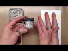 new distress accessories… | Tim Holtz
