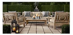 deck furniture set