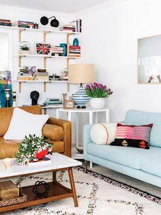 Inside a Truly Heartfelt and Powerful Home Makeover via @MyDomaine