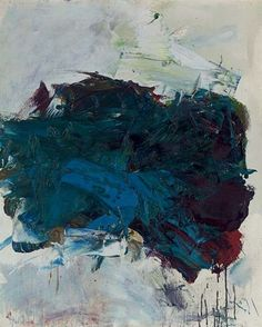 Joan Mitchell  Untitled, 1964  Oil on canvas