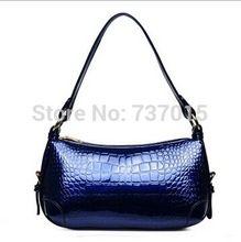 Fashion tender Women Handbag Crocodile Leather Crossbody Bags Brand Tote Women Messenger Bags Clutch Shoulder Bag Bolsas LI-022(China (Mainland))