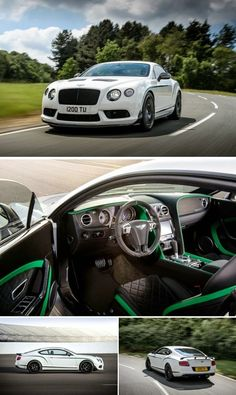 Bentley Continental GT3-R Limited Edition (Only 300 Units) by TechCinema