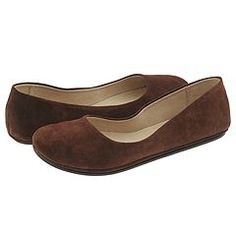 French Sole, Sloop in Chocolate Suede