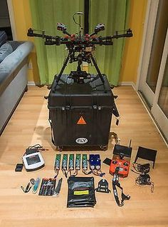 DJI S900 Hexacopter Drone package in Toys & Hobbies,Radio Control & Control Line,RC Model Vehicles & Kits | eBay