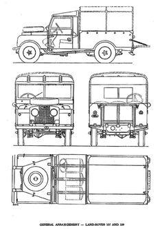 land rover 107 / 109