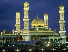 Golden Mosque, Manila, Philippine