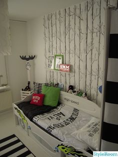 the boo and the boy: boys rooms