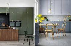 ikea kjøkken på hytte – Google Søk Conference Room, Divider, Interior, Kitchen, Table, Furniture, Home Decor, Cooking, Decoration Home